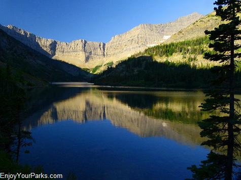 Bertha Lake, Waterton Lakes National Park