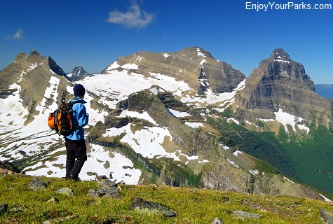 Kintla Peak Area, North Fork - Polebridge Area, Glacier National Park
