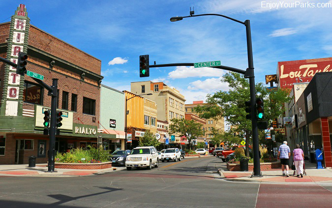 Casper Wyoming Downtown Historic District