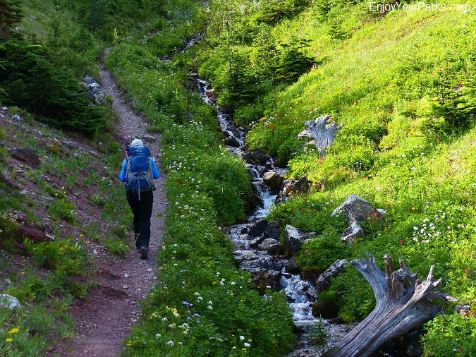 Vimy Peak Trail, Waterton Lakes National Park