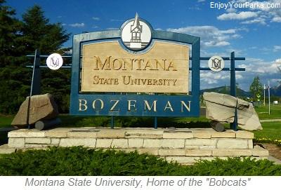 Montana State University, Bozeman Montana