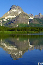 Many Glacier Boat Tour, Many Glacier Area, Glacier National Park