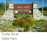 Turtle River State Park, North Dakota