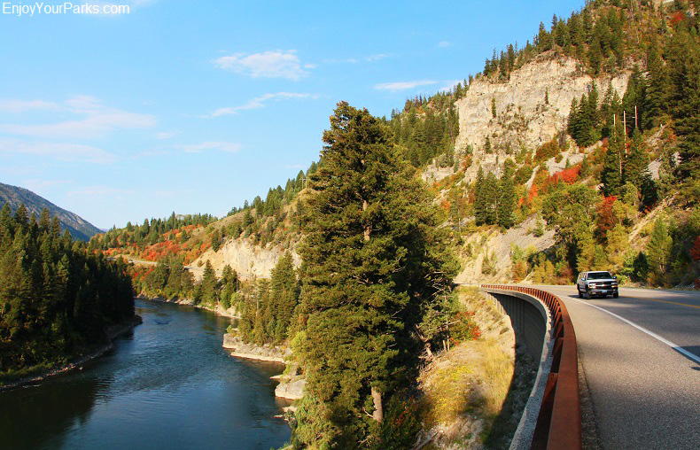 Star Valley Scenic Byway, Wyoming