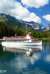 Waterton Lake Boat Tour, Waterton Lakes National Park