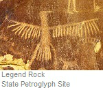 Legend Rock State Petroglyph Site