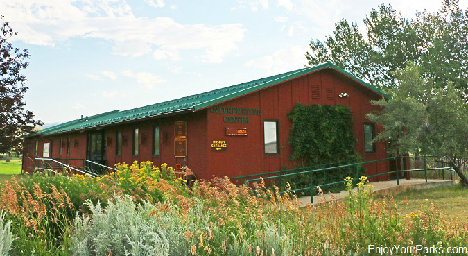 Fort Phil Kearny Interpretive Center and Museum, Wyoming