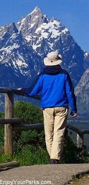 Signal Mountain, Grand Teton Naitonal Park, Wyoming