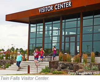 Twin Falls Idaho Visitor Center