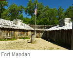 Historic Fort Mandan