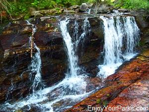 Lineman Falls Trail, Waterton Lakes National Park