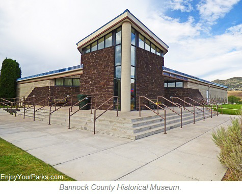 Bannock County Historical Museum, Pocatello Idaho