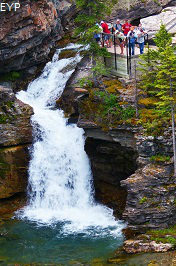 Blakiston Falls, Waterton Lakes National Park