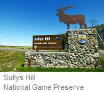 Sullys Hill National Game Preserve, North Dakota