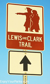 Lewis and Clark Trail, North Dakota