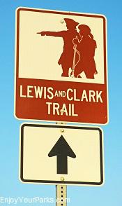 Lewis and Clark Trail, North Dakota