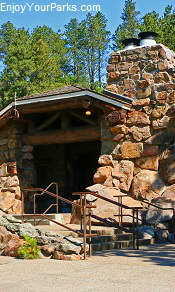 Peter Norbeck Visitor Center, Custer State Park, South Dakota