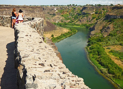 Snake River Canyon nearTwin Falls, Idaho