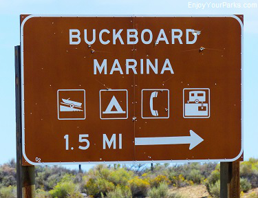 Buckboard Marina, Flaming Gorge National Recreation Area, Wyoming