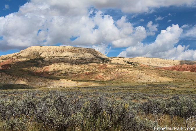 Fossil Butte National Monument, Wyoming