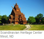 Scandinavian Heritage Center, Minot North Dakota
