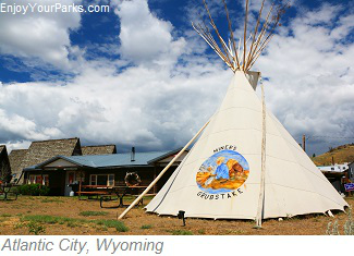Atlantic City, Wyoming