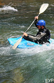 Montana Kayaker