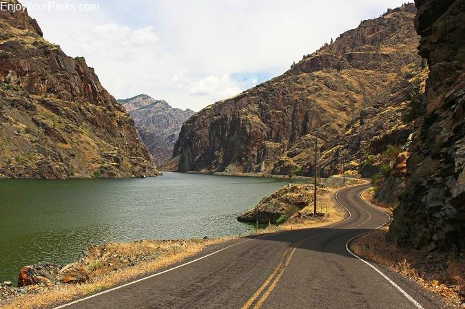 Hells Canyon Scenic Byway, Idaho