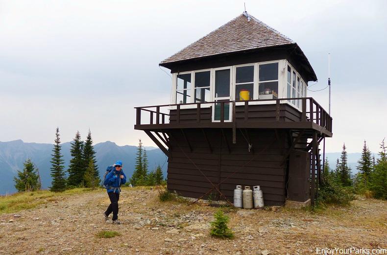 Loneman Lookout, Glacier National Park