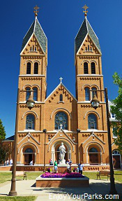 Assumption Abbey, Richardton North Dakota
