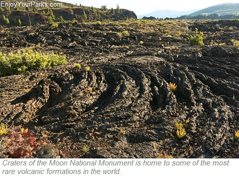 Craters of the Moon National Monument and Preserve, Idaho