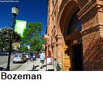 Bozeman Area