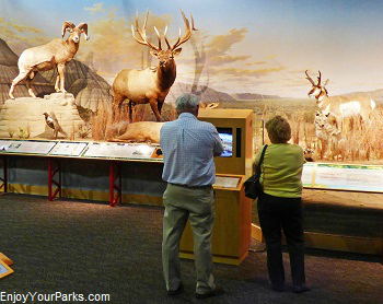 Fort Peck Interpretive Center, Charles M. Russell National Wildlife Refuge