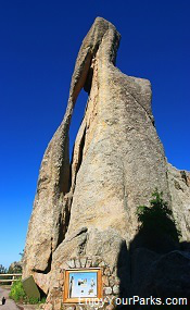 Needles Eye, Custer State Park, South Dakota