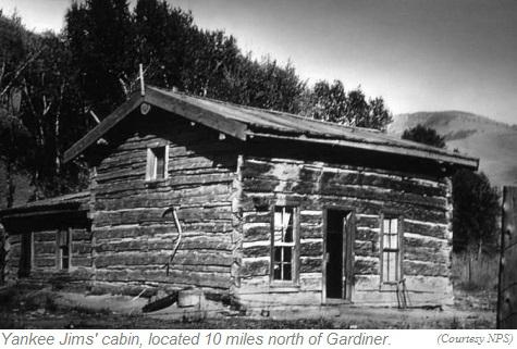 Yankee Jim's Cabin