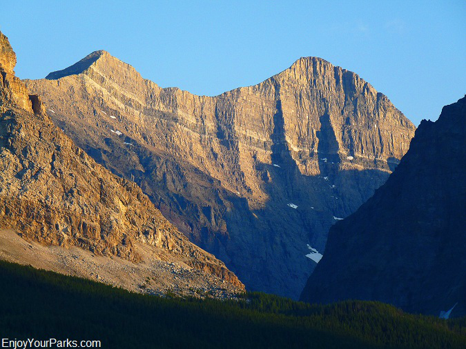 North Face of Mount Siyeh, Glacier Park