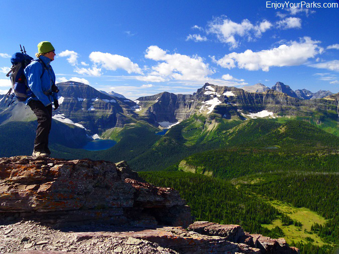 Carthew Summit Overlook, Carthew-Alderson Trail, Waterton Lakes National Park