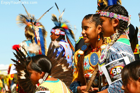 Eastern Shoshone Indian Days, Fort Washakie Wyoming