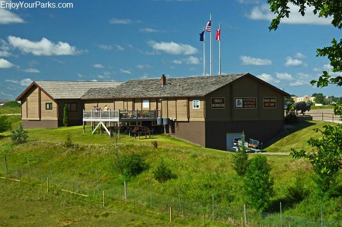 National Buffalo Museum in Jamestown, North Dakota