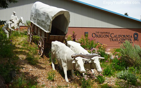 National Oregon/California Trail Center in Montpelier, Idaho.