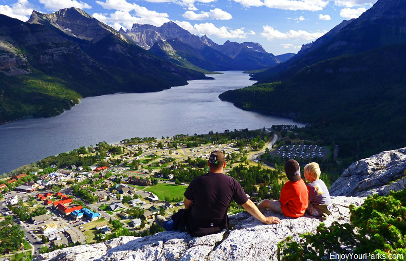The Bear's Hump, Waterton Lakes National Park