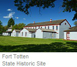 Fort Totten State Historic Site, North Dakota