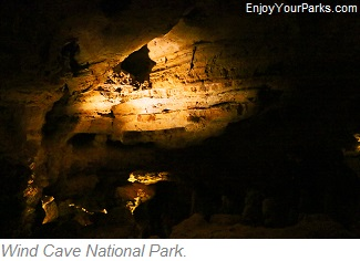 Wind Cave National Park, South Dakota