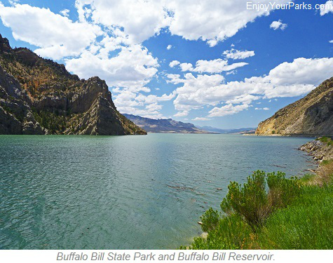 Buffalo Bill State Park, Buffalo Bill Cody Scenic Highway, Wyoming