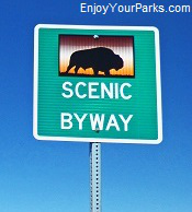 North Dakota scenic byway