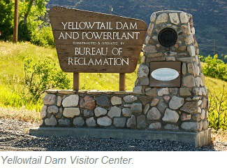 Yellowtail Dam Visitor Center, Bighorn Canyon Recreation Area