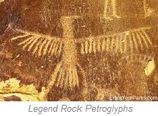 Legend Rock Petroglyph Historic Site, Wyoming