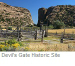 Devils Gate Historic Site