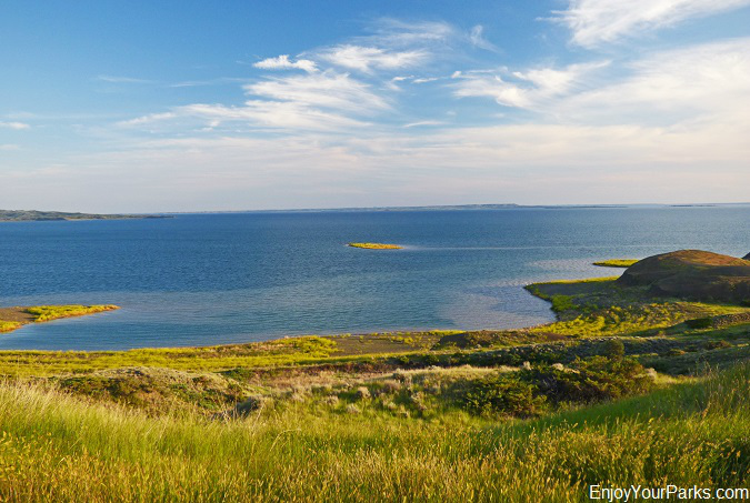Fort Peck Lake, Montana