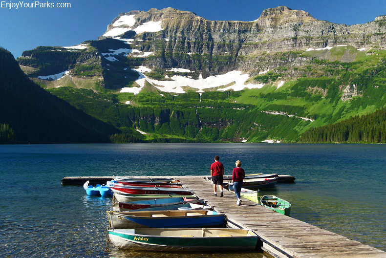 Cameron Lake, Waterton Lakes National Park